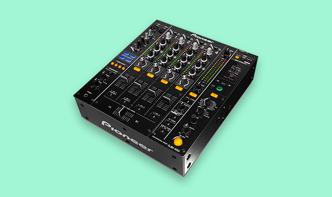 Pioneer DJM850k