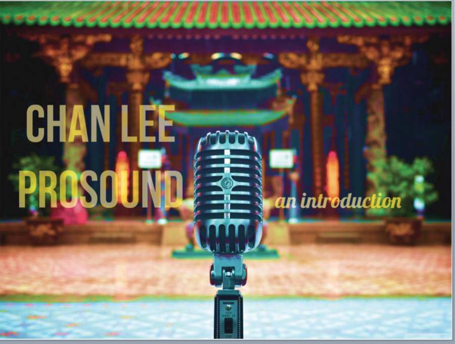 Chan Lee Website Launches!