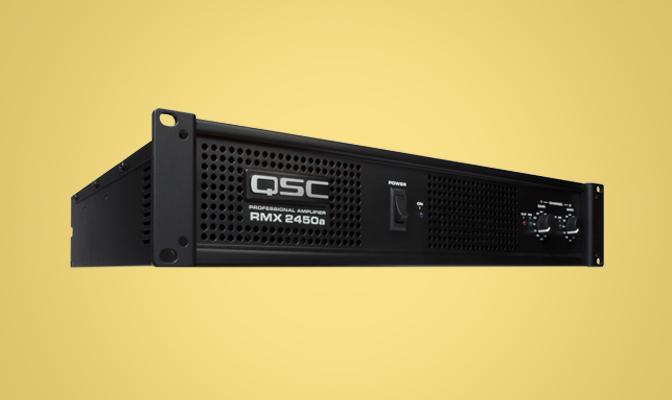 QSC RMX 2450a